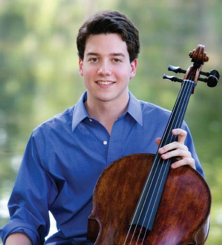 John-Henry Crawford, cello