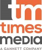 Times Media NEW Orange logo